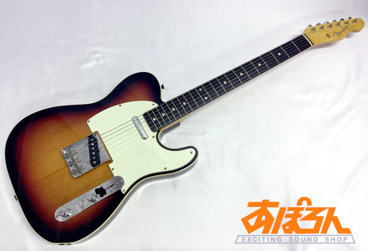 Fender Japan TL62B/VSP/FJ30th/3TS