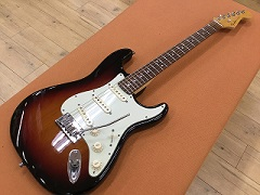 Fender American Deluxe Stratocaster 3TS