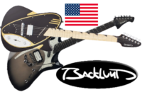 Backlund guitars